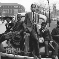 African American youth in Chicago